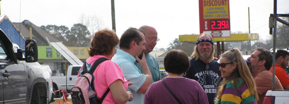 12. Lockport Mardi Gras Evangelism Outre