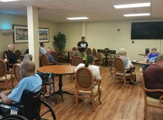 15. Nursing Home Ministry - Aug 18, 2019