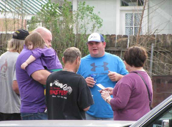 18. Lockport Mardi Gras Evangelism Outre