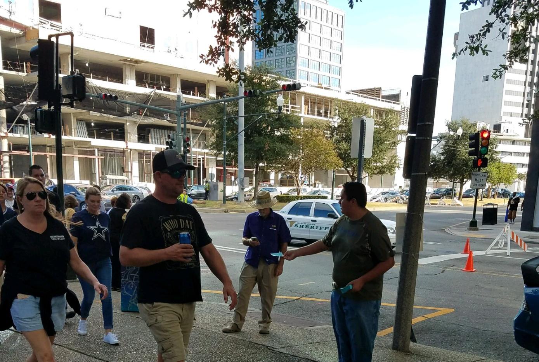 129. New Orleans Saints Outreach - Sept