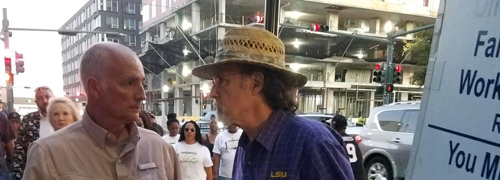 144. New Orleans Saints Outreach - Sept