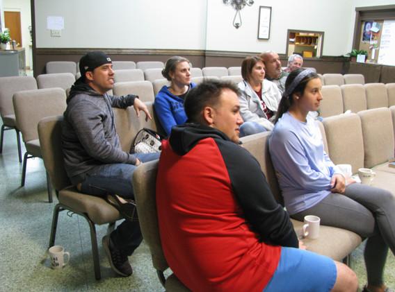 23. Evangelism class at Crosspoint Churc