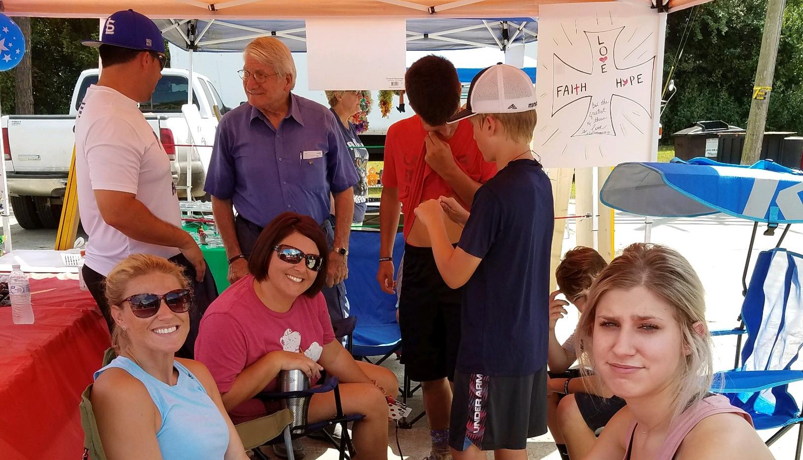 107. COYC Hurricane Fest Outreach - Sept
