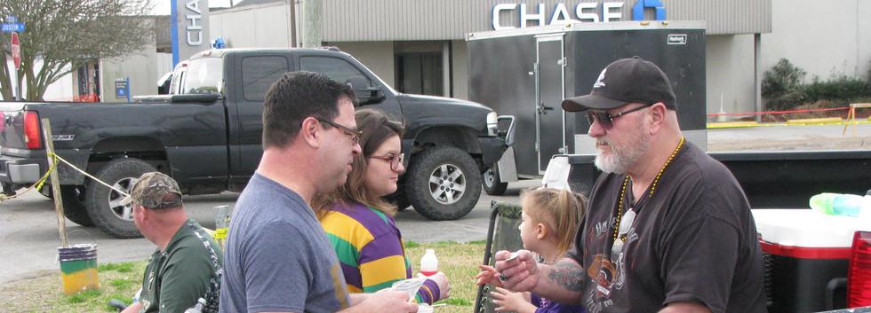 05. Lockport Mardi Gras Evangelism Outre