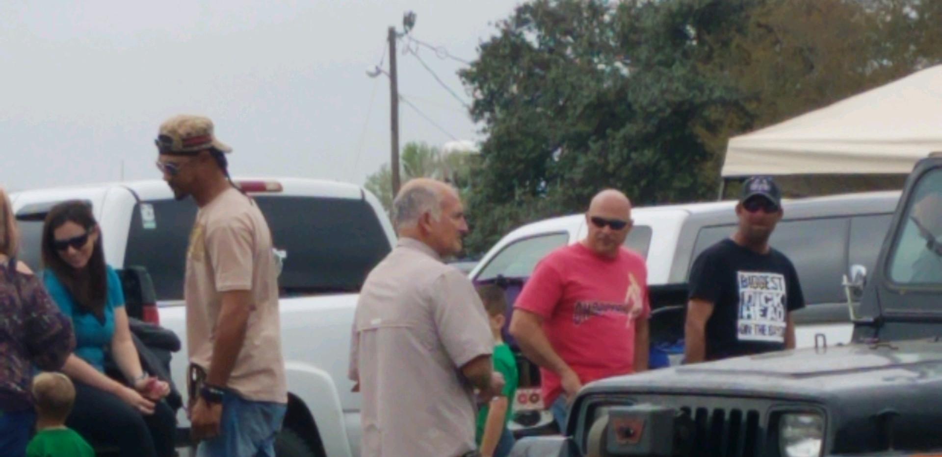 02. Jimmy LeBlanc evangelizing at the Lo