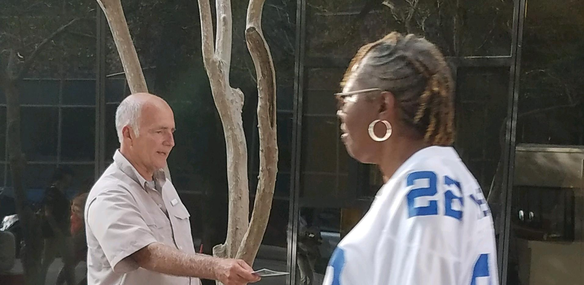120. New Orleans Saints Outreach - Sept