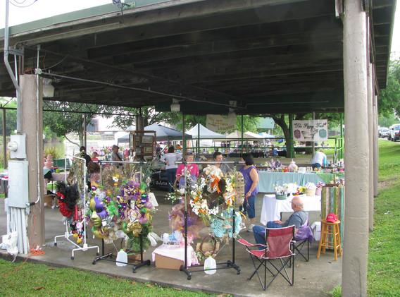 14. Lockport Bayouside Park, April 06, 2