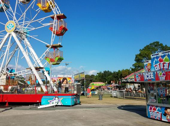 109. COYC Hurricane Fest Outreach - Sept
