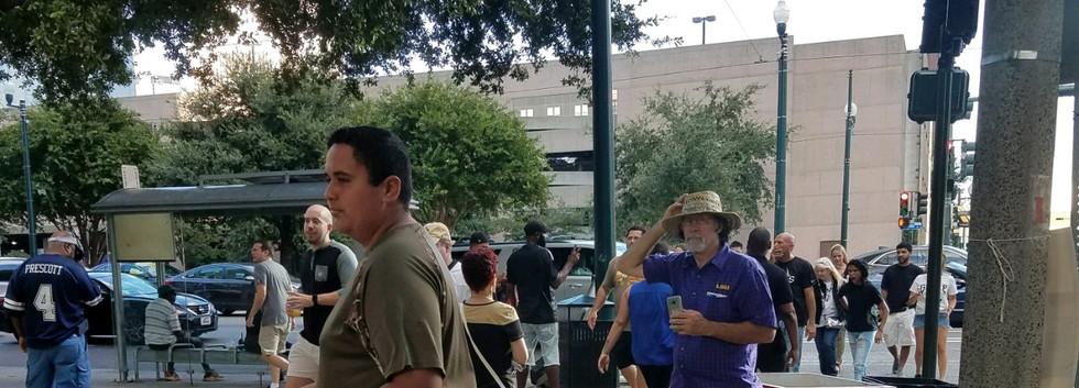 124. New Orleans Saints Outreach - Sept