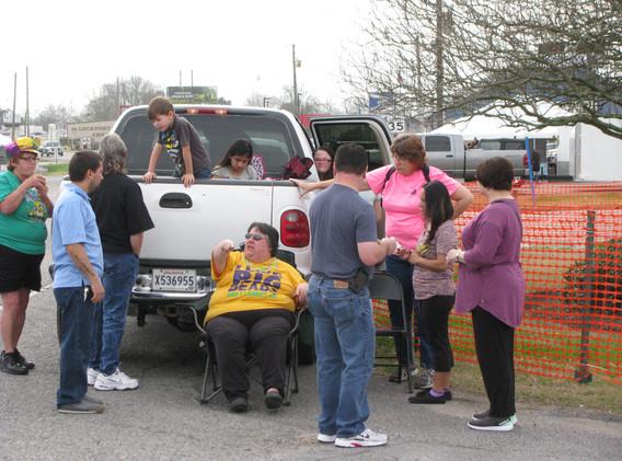 03. Lockport Mardi Gras Evangelism Outre