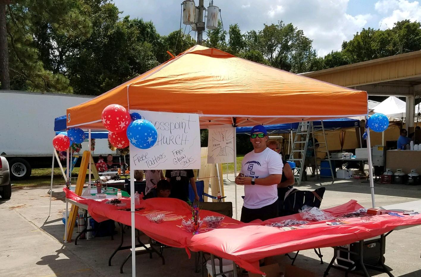 103. COYC Hurricane Fest Outreach - Sept