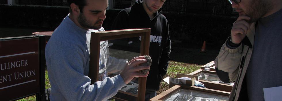 40. Thomas and Jacob teaching on Creatio