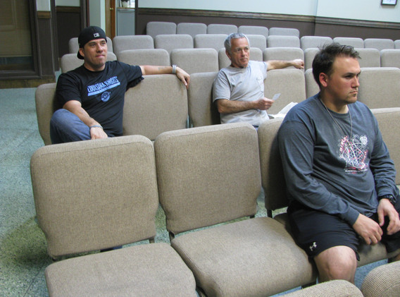 25. Evangelism class at Crosspoint Churc