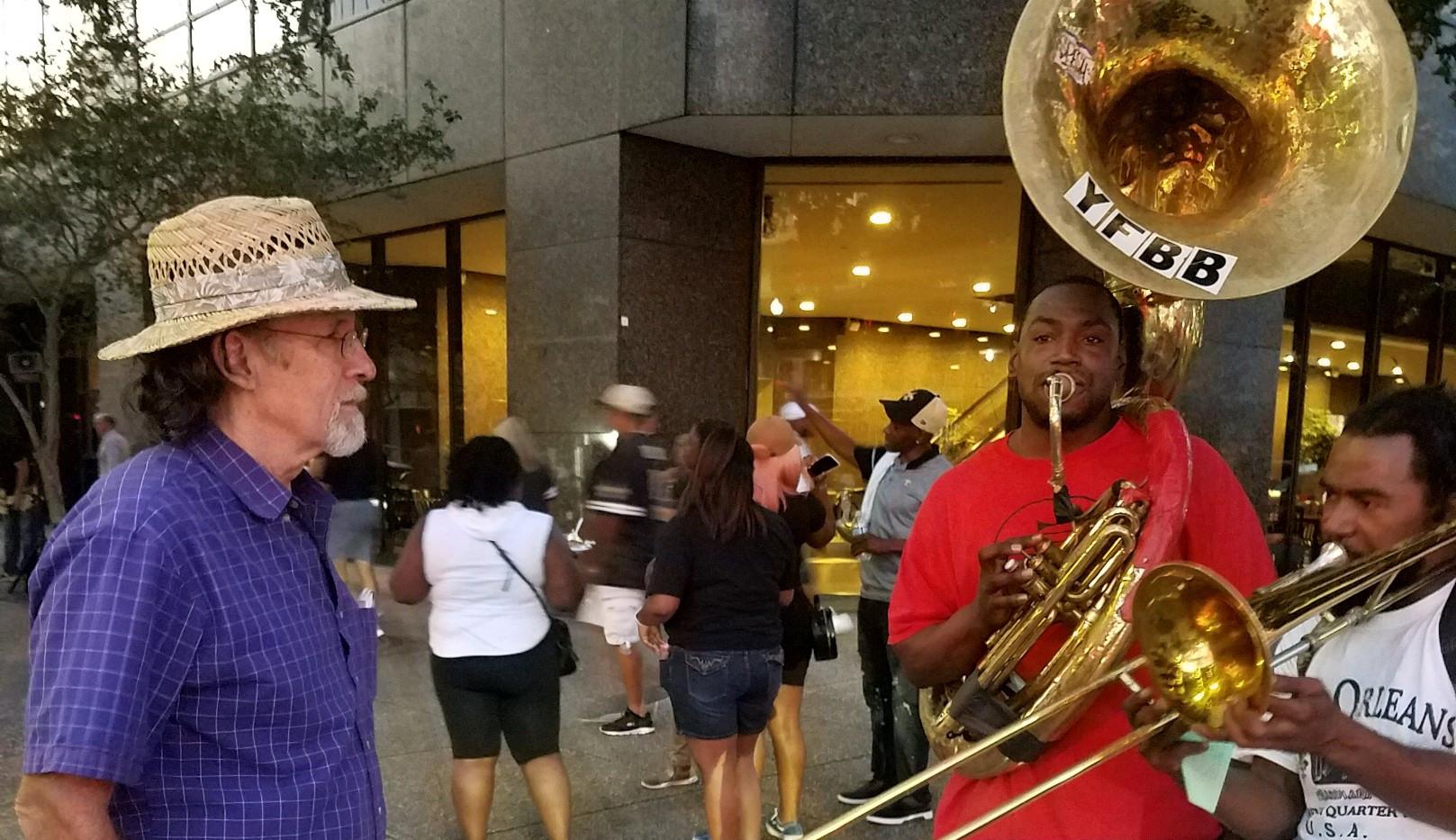 145. New Orleans Saints Outreach - Sept