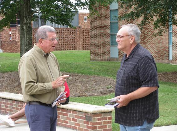 38. SLU evangelism outreach Oct 24, 2019