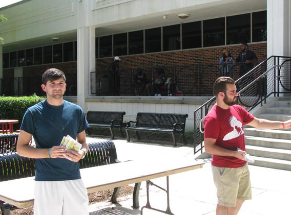 23. NSU evangelism outreach Aug 27, 2019