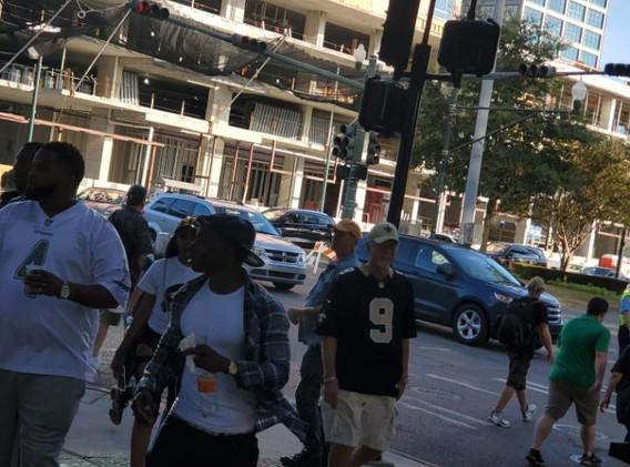 147. New Orleans Saints Outreach - Sept