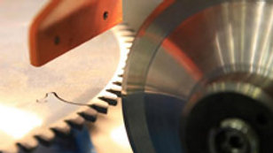 33 - 40 T Saw Blade Sharpening up to 15 inches in Diameter