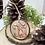 Thumbnail: Variety of Watercolor Hanging Ornaments (Originals) (select different views)