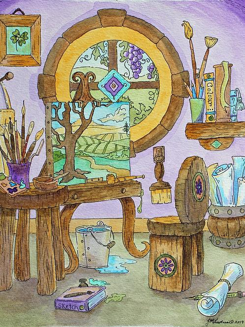 My Purple Studio