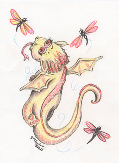 Flying Dragon with Dragonflies.jpg