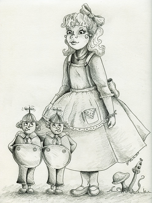 Alice and the Twins