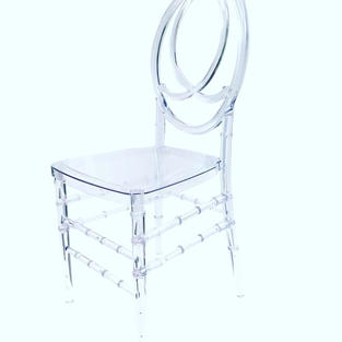 ACRYLIC GHOST CHAIRS