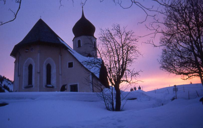 Damülser church