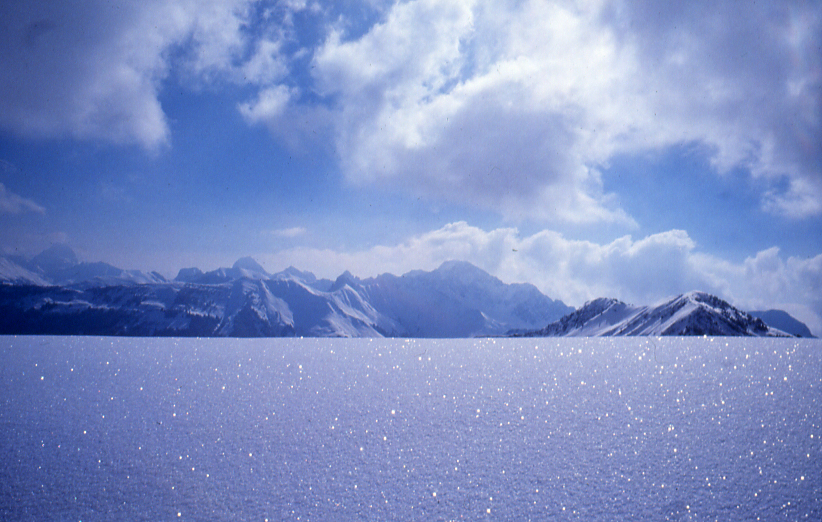Damülser winterland