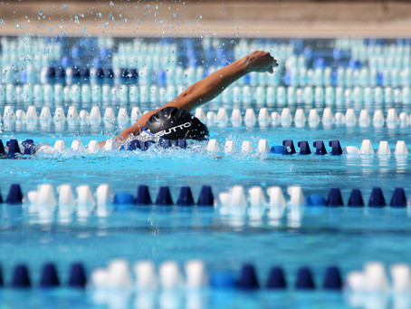 Dare to be different - Total Body Force Swimming