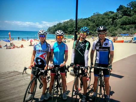 Acclimatisation - Sunshine Coast 70.3 World Championships