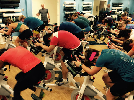 Turbo Charged: Indoor cycling for strength, speed, and mental toughness