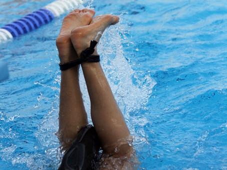 Age group swim alert: Why the band is banned