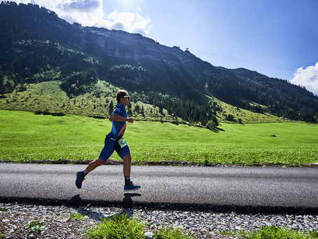 Distance racing for developing athletes