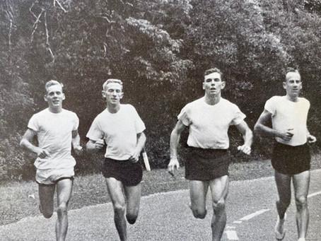 Hill running for triathlon