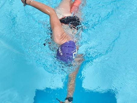 Swim improvement with the Trisutto squad