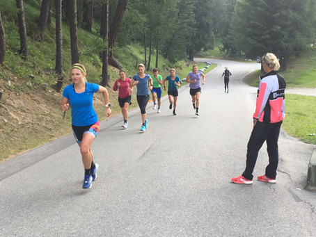 Will Power Training: Age Group Athletes