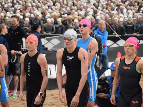 Frankfarce: Wetsuit Swims and Beating the Cold