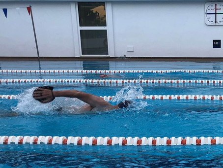 Ironman swim: 3 preparation tips