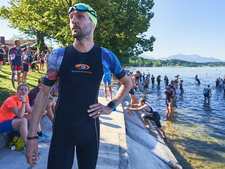 How long between Ironman and my next race?