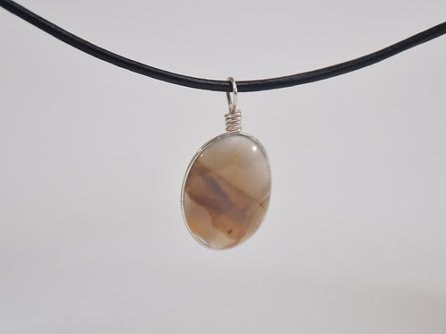 Fish River Banded Agate