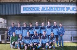 Beer Albion 2006-2007