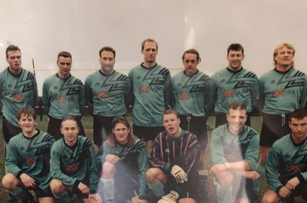 Beer Albion 1995 -1996