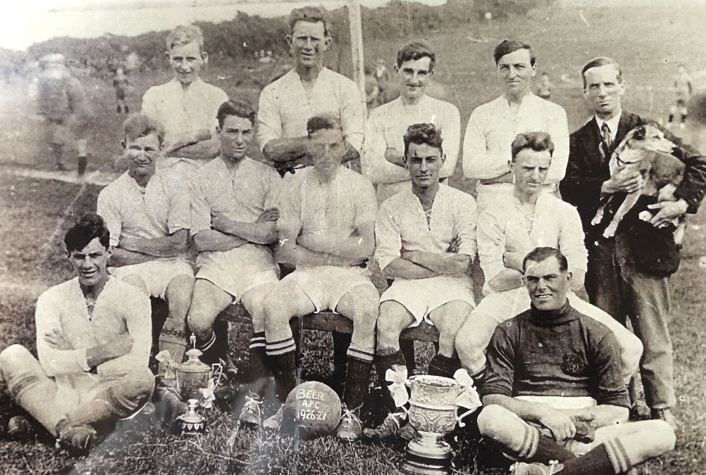 Hosp Cup & Morrison Bell Cup 1926-27