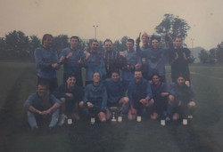 Bill Slee Cup Winners 1997-1998