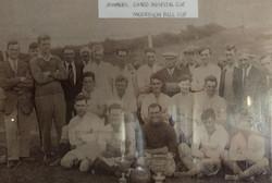Hospital & Morrison Bell Cup 1927-28