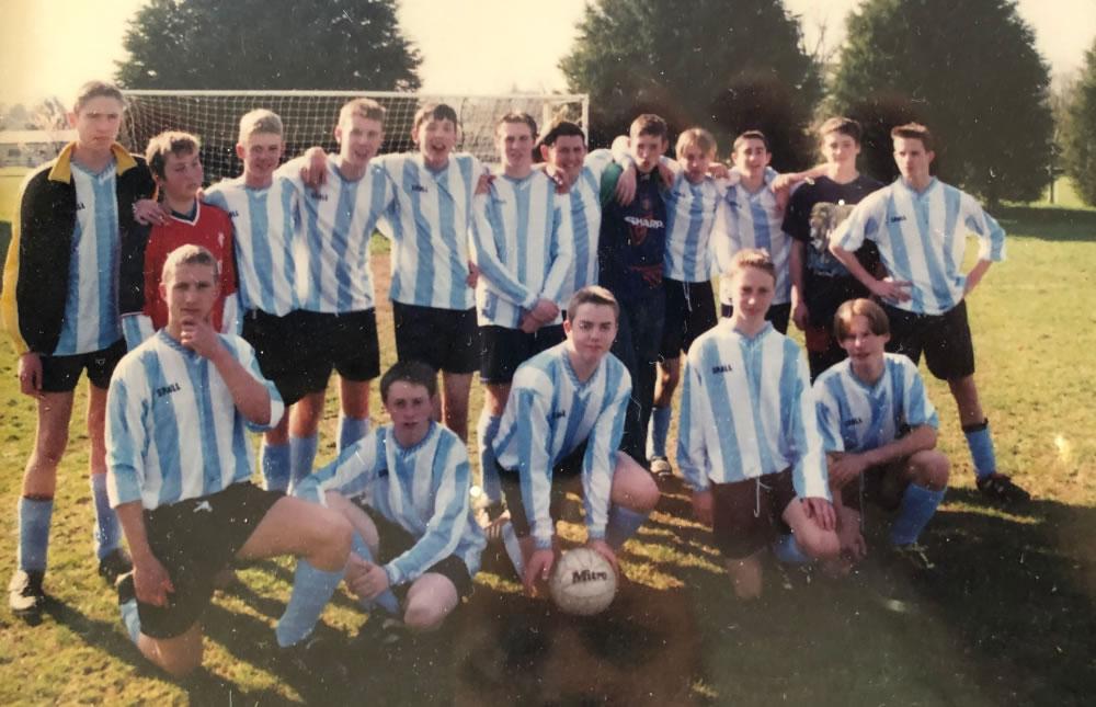 Beer Albion U16's 1999-2000