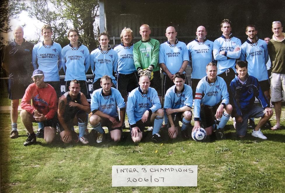 Inter 3 Champions 2006-2007