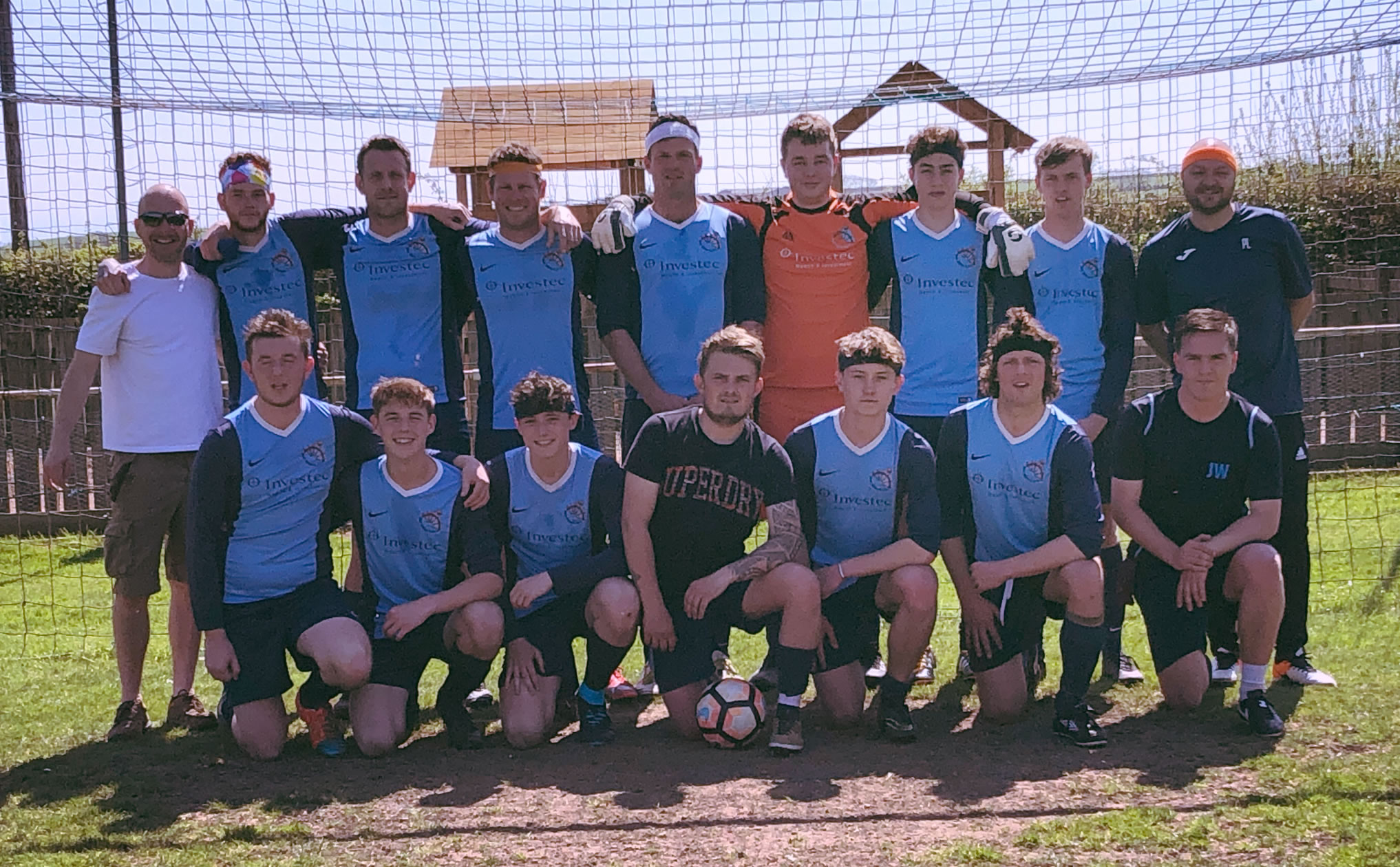 Beer Albion Reserves 2017/2018