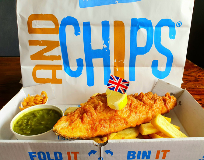 Takeaway FISH & CHIPS